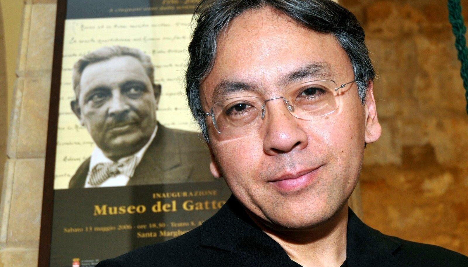 Kirjanik Kazuo Ishigurot köidavad nukrad kaduvikuteemad.