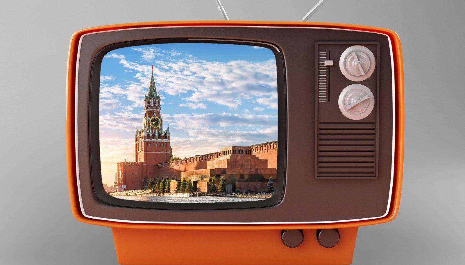 Šahh matt. Hiigelnõue ja rängad kahtlustused ähvardavad vene televaatajate lemmiku eetrist suruda