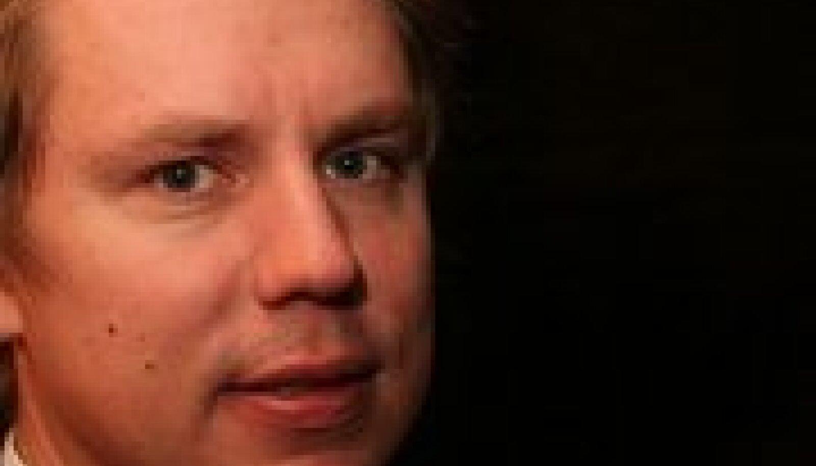 Jüri-Ott Salm, Eestimaa Looduse Fondi juhatuse esimees