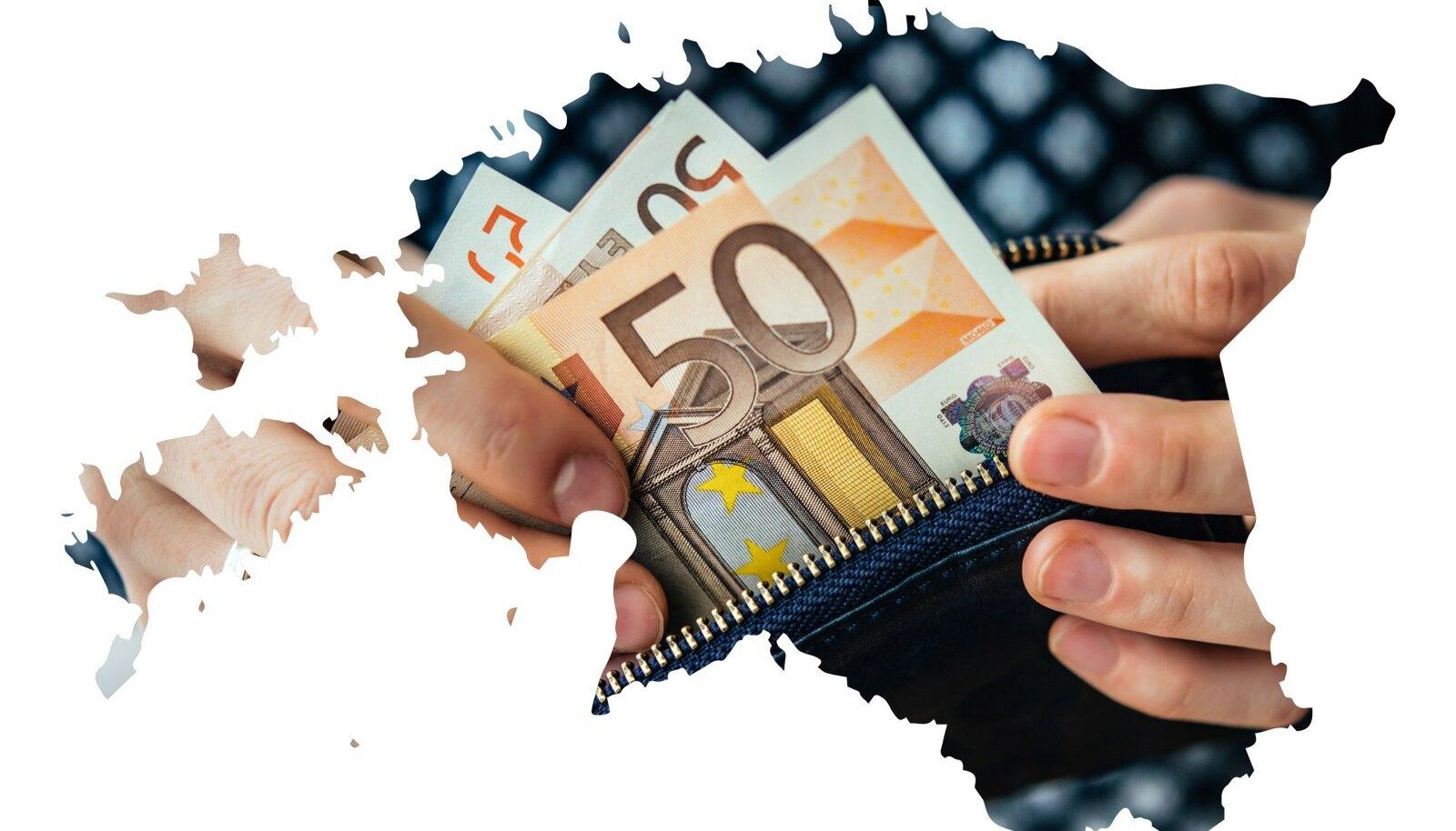 Tõepoolest, paljudel elualadel on 1500eurone brutopalk kättesaamatu. Samas ei saa öelda, et ka kõige väiksemat palka teenivate inimeste elujärg poleks paranenud.