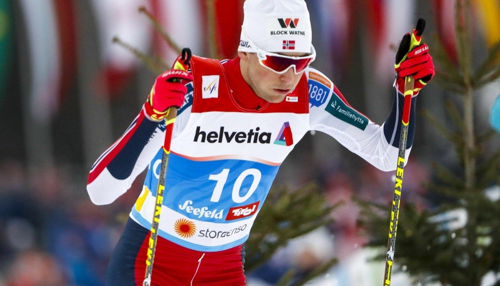 FIS Nordic World Ski Championships 2019 day 3