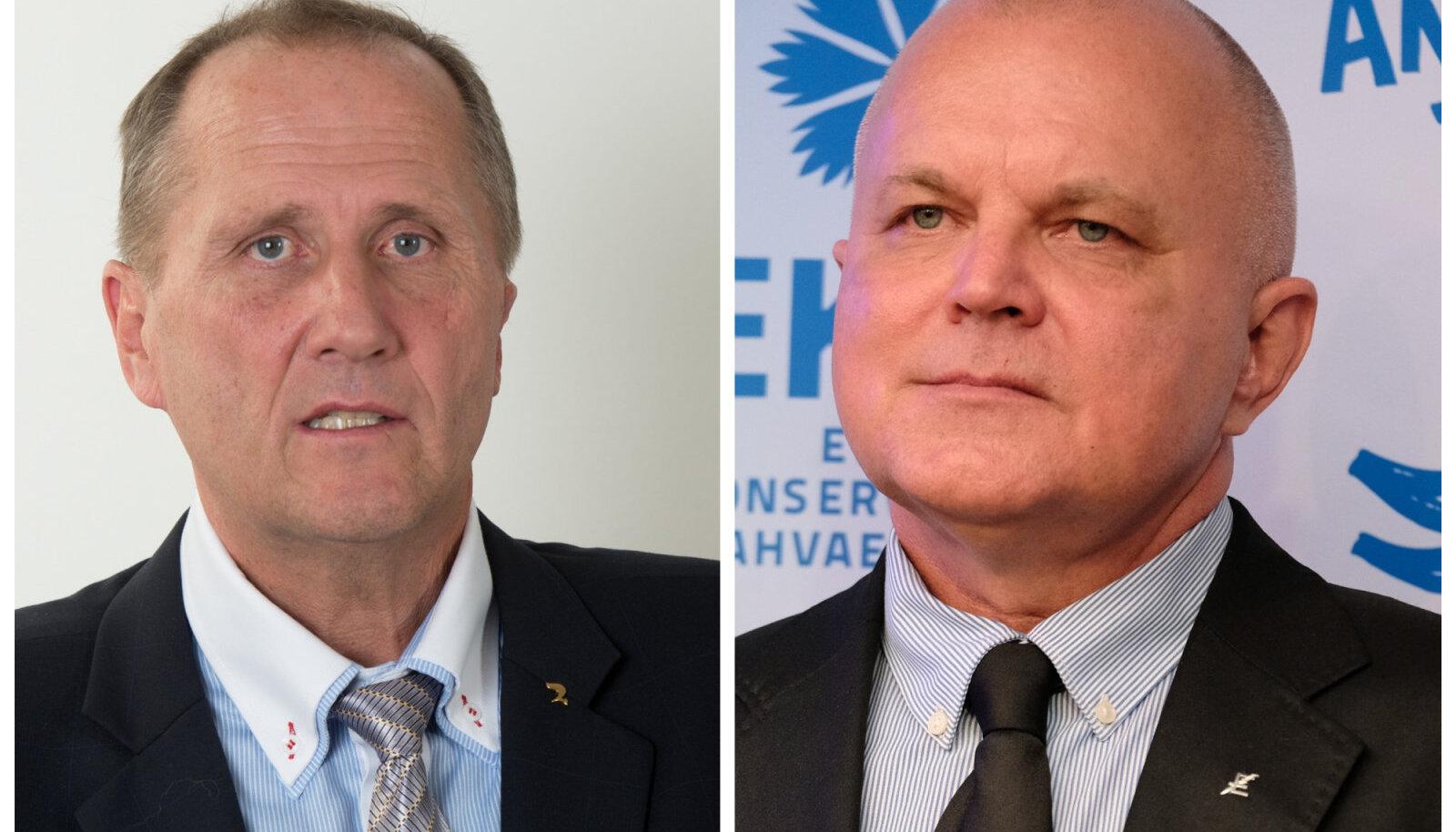 Valdo Randpere ja Urmas Reitelmann