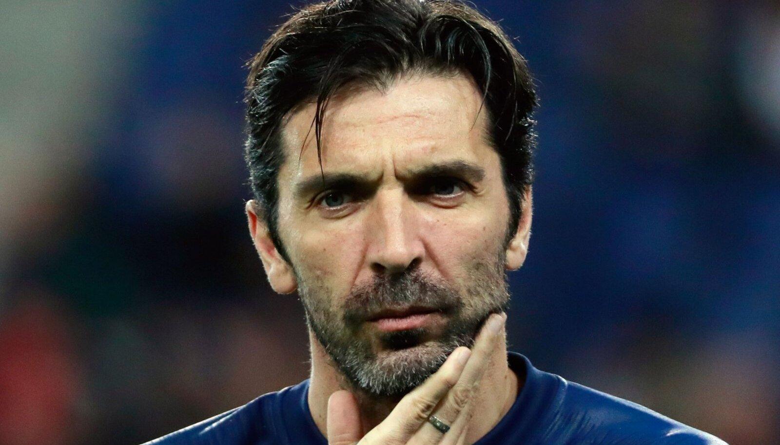 Kus jätkub Buffoni karjäär?