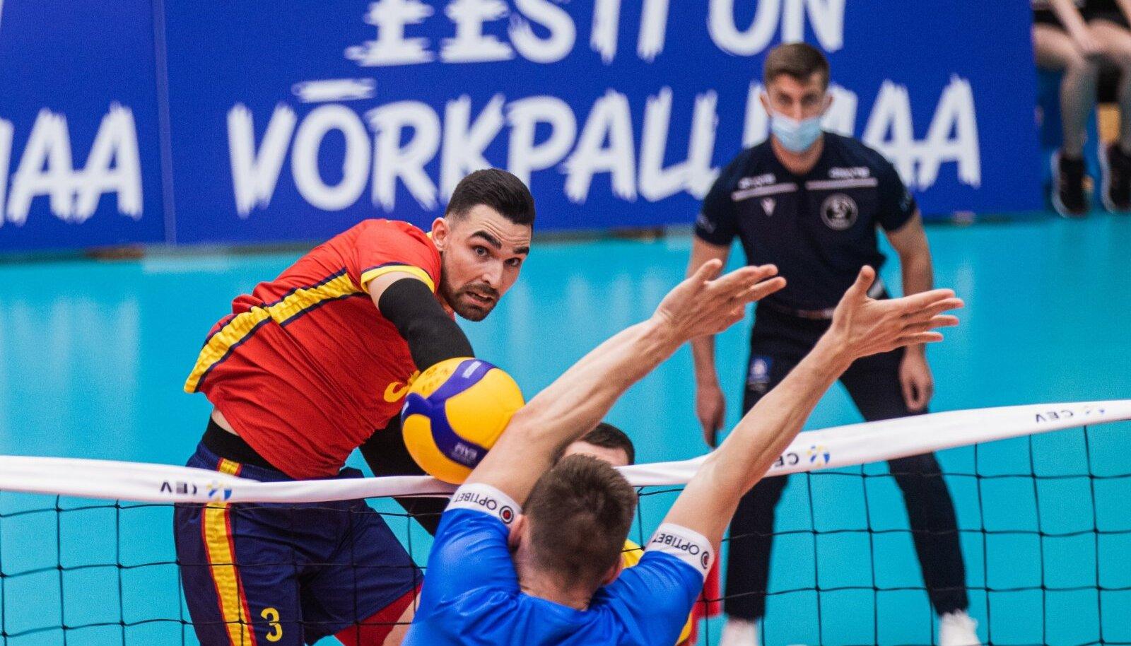 Euroopa Kuldliiga - Eesti vs Hispaania 28.05.21