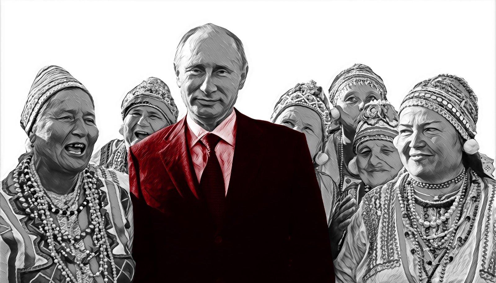 Vadim Štepa: ersade juht: ärge laske Putinil ennast Tartus ära kasutada!