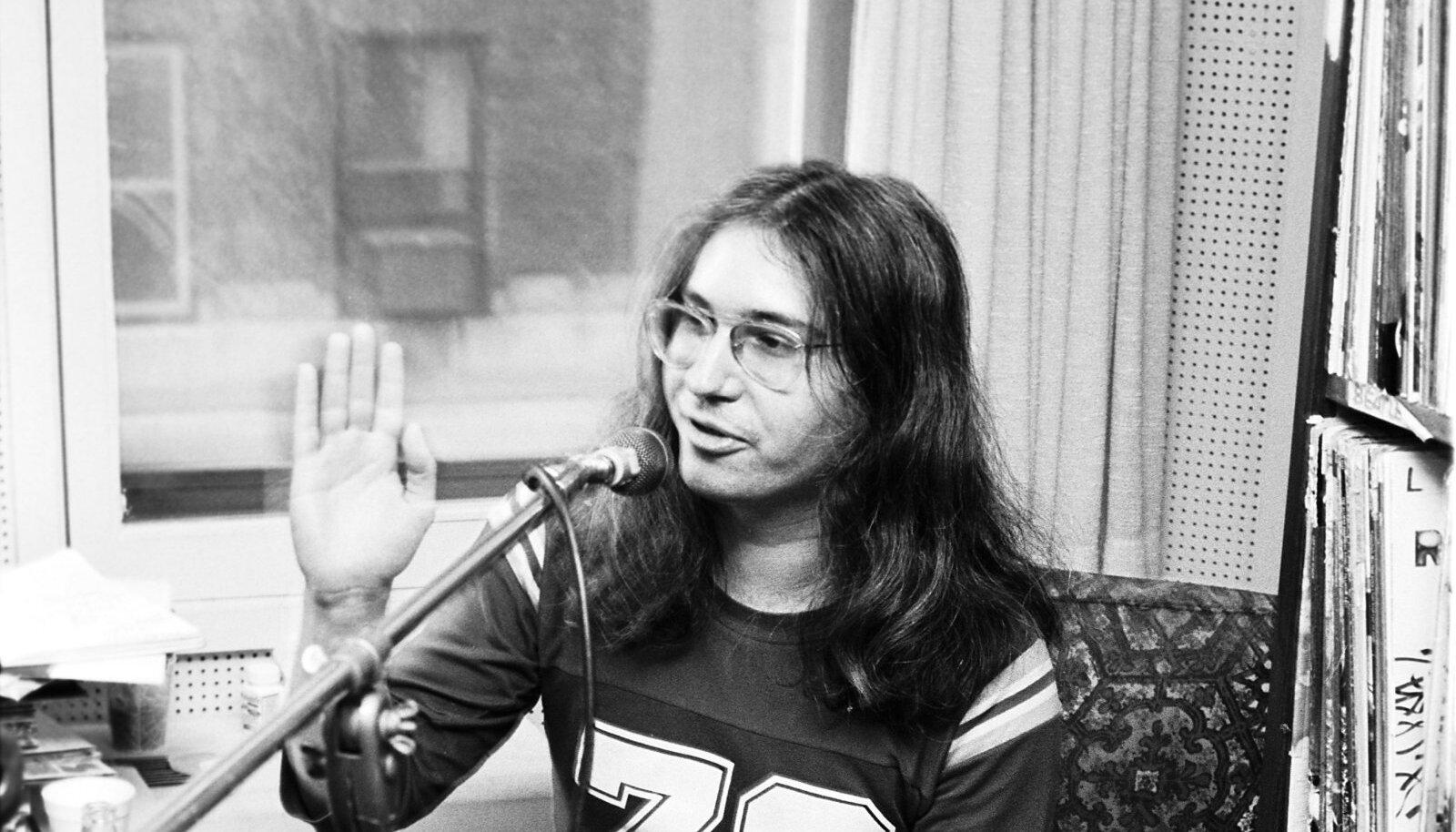 Jim Steinman, 1977