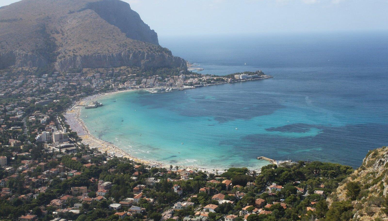 Palermo, Sitsiilia