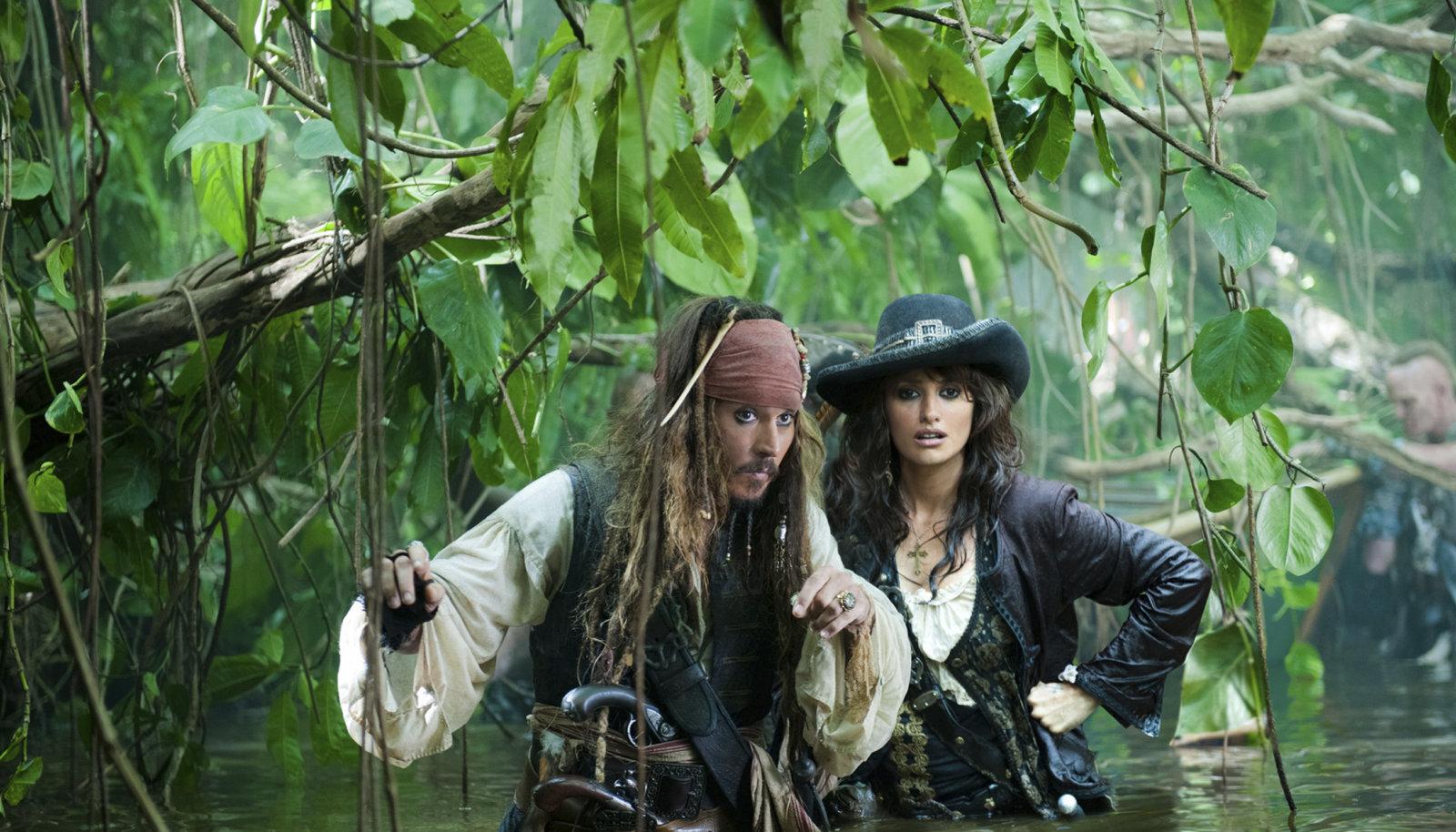 """Pirates of the Carribean: On Stranger Tides"""