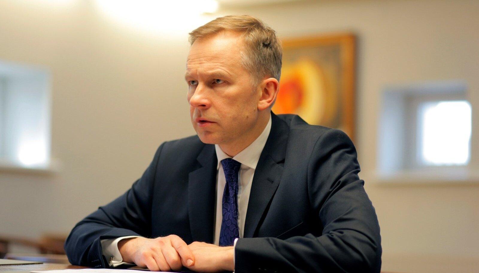 To match interview LATVIA-ECONOMY/