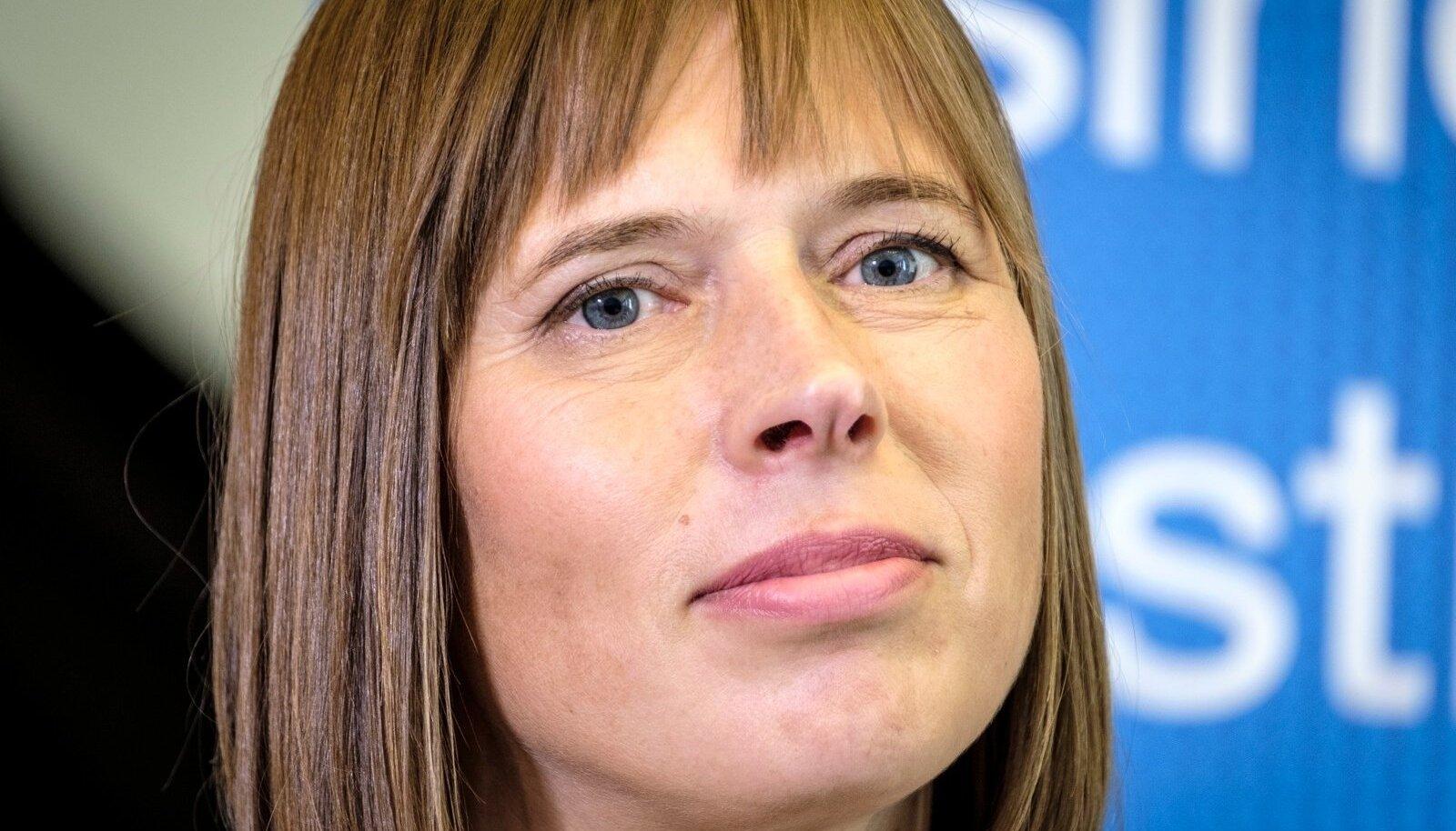 Euroopa teemaline vestlusring Kersti Kaljulaidi ja Andrus Ansipiga