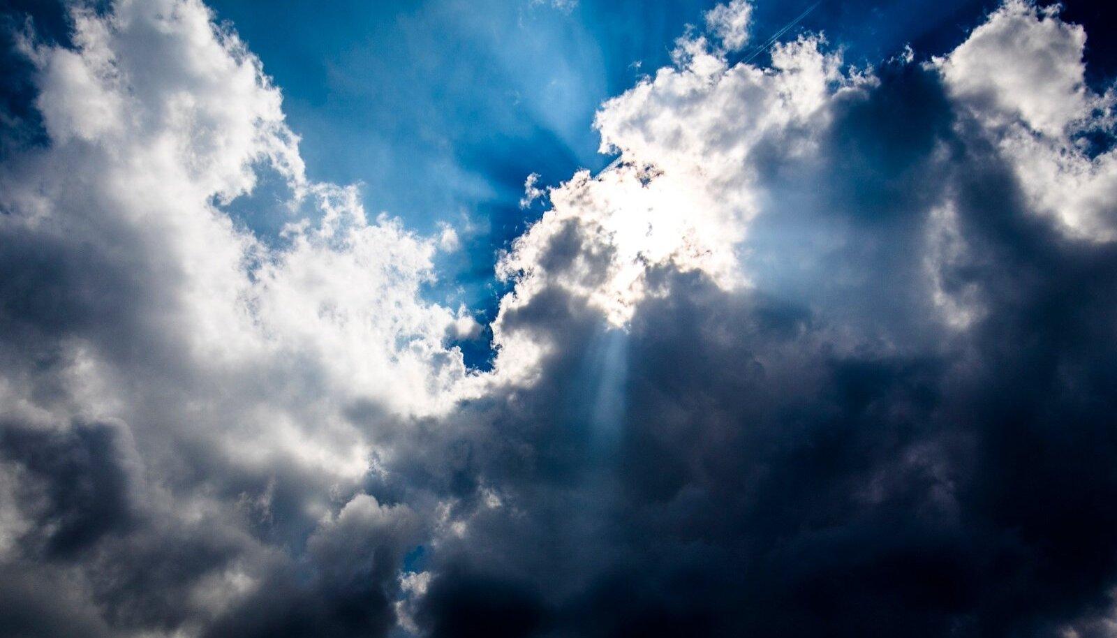 Nädala alguse ilm saab olema väga muutlik