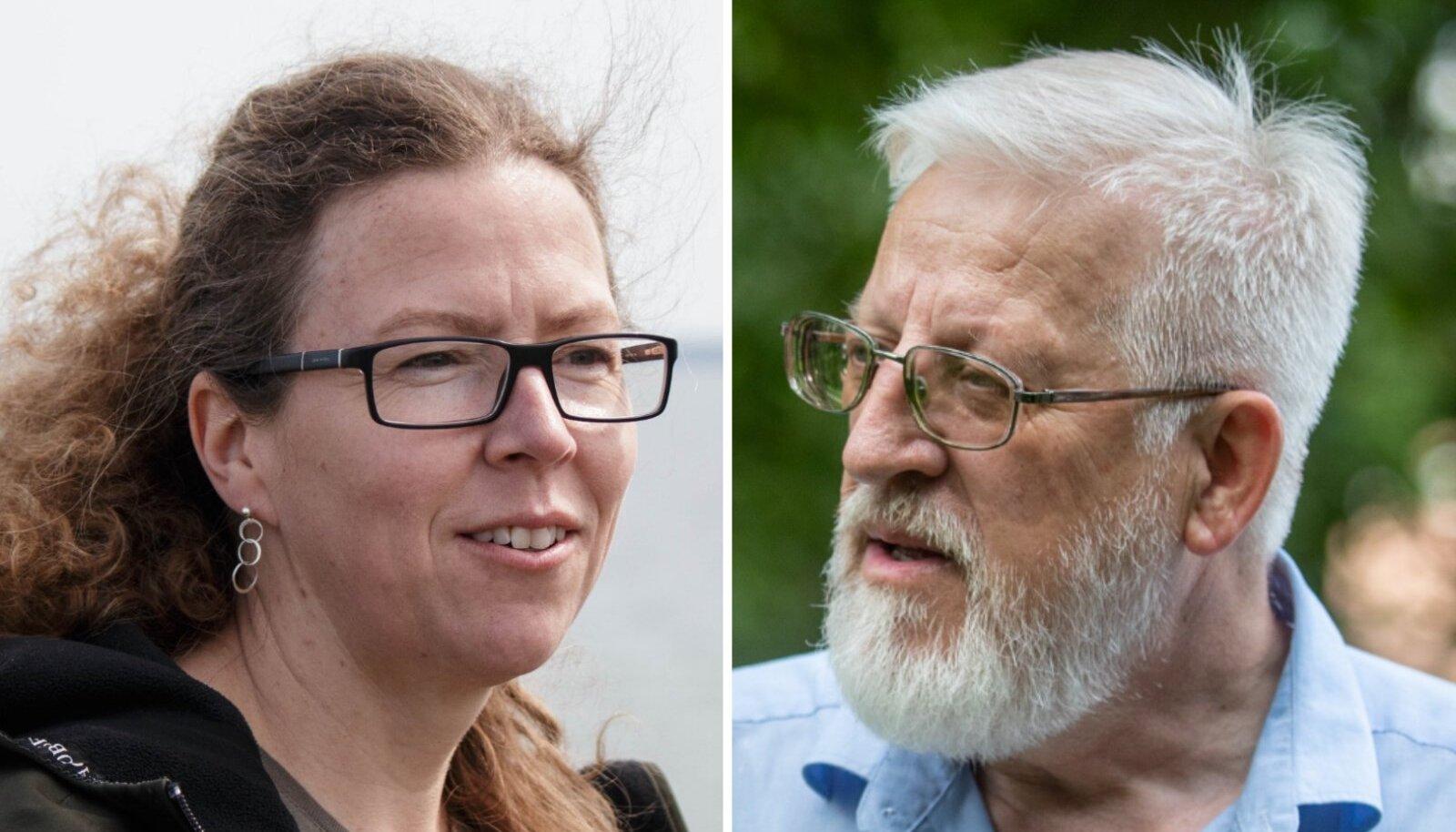 """""""Need inimesed on vabad erakondlikust vaatest, armastavad Eestit ja on tõestanud end erialaselt. Lisaks oskavad nad eristada fakte populistlikest väljamõeldistest ja lobbistide ettesöödetavatest soovidest,"""" sõnasid rohelised."""
