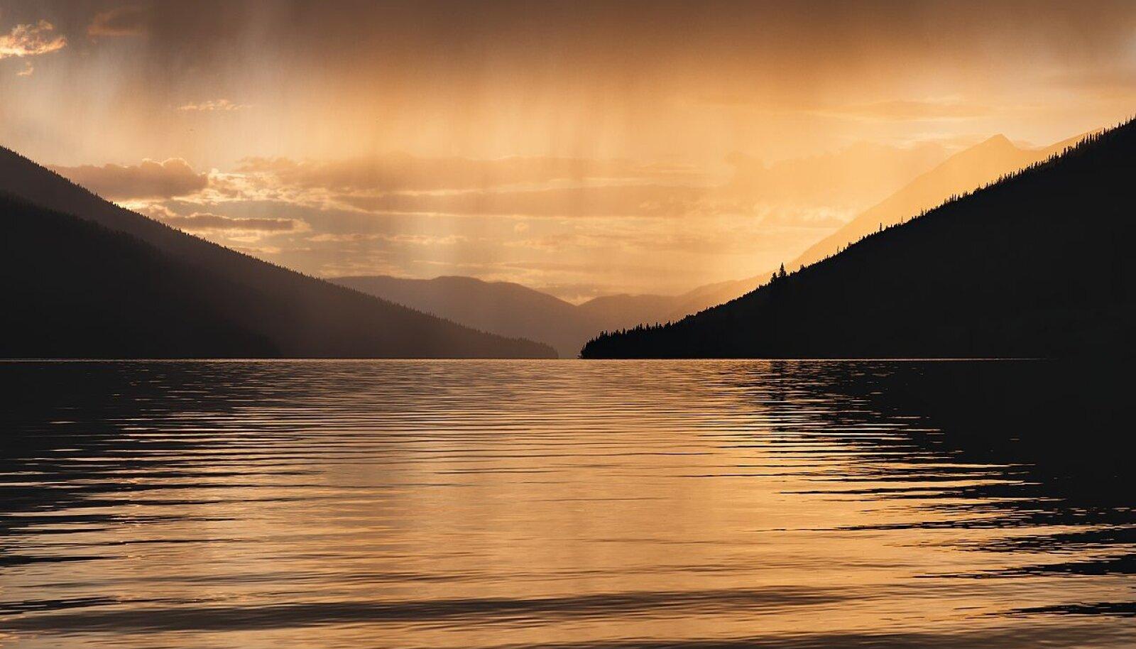 Isaaci järv Kanadas. (Wikimedia Commons / Trougnouf)