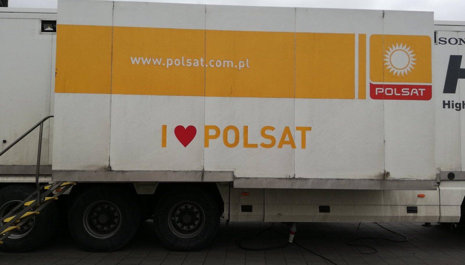 Polsati ülekandebuss Lublinis