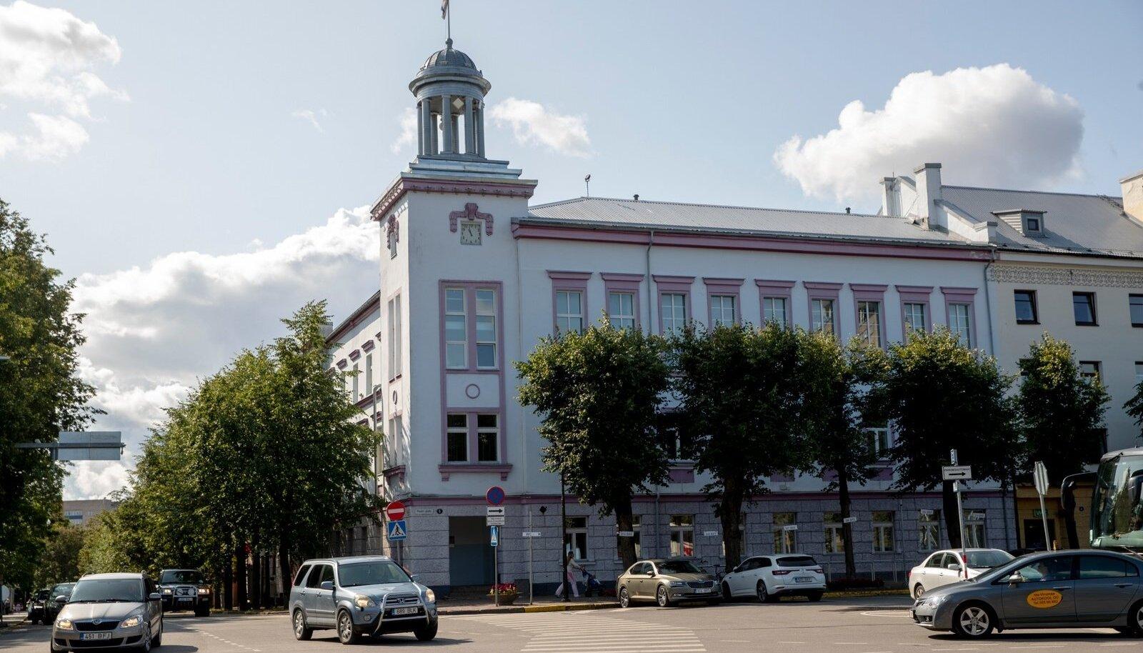 Narva linnavalitsus