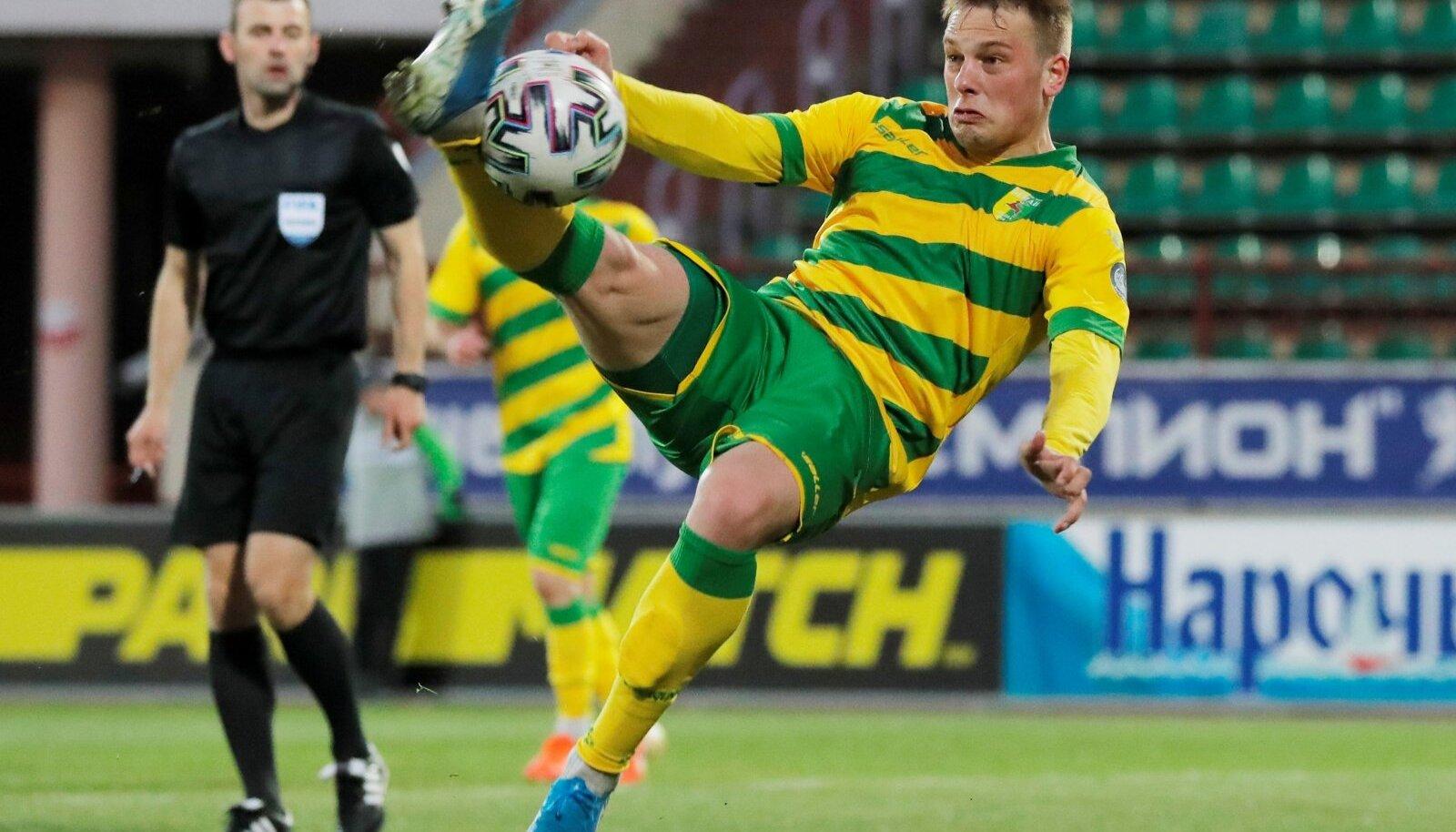 Vysheyshaya Liga - FC Neman v Belshina