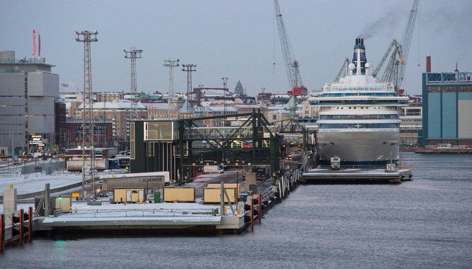 Tallink. Sadam. Helsingi