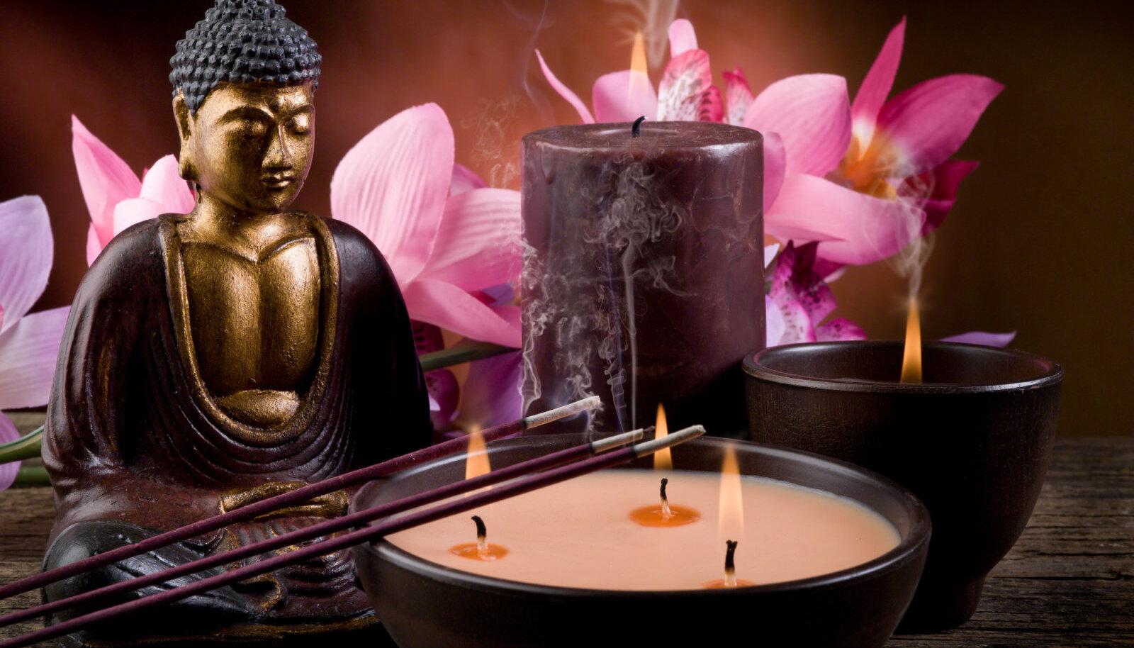 """Buddha on öelnud: """"Praeguses hetkes on võimalik õnnelikult elada. See on ainus hetk, mis meil on"""""""