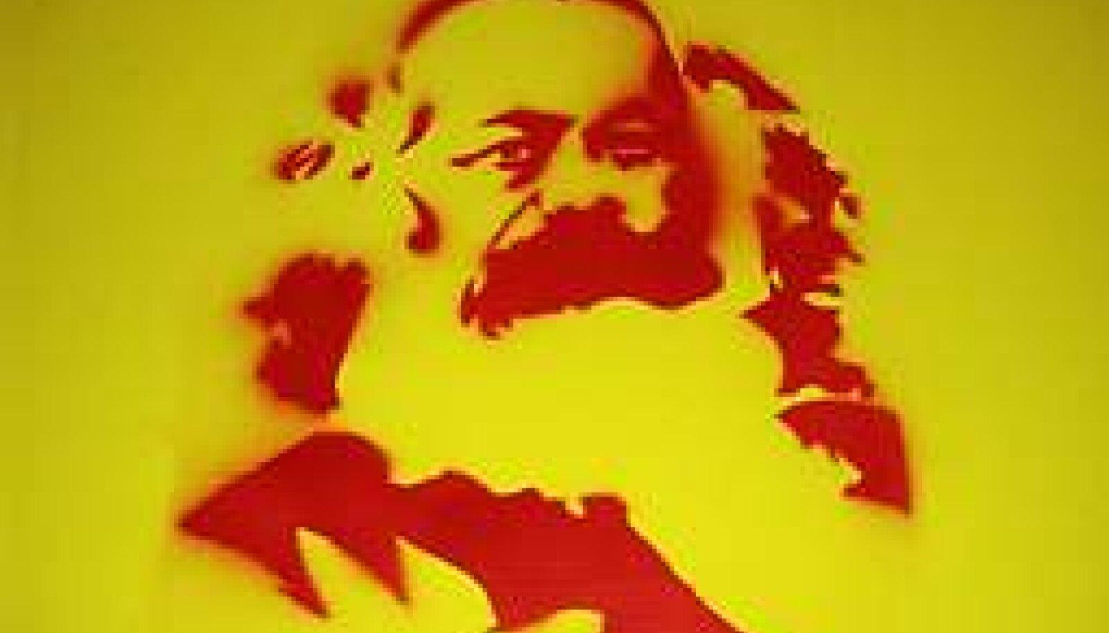 """SEE EI OLE IGOR MANG: See on """"kapitalismi hauakaevaja"""" Karl Marx. Ka tema tegeles ennustamisega."""