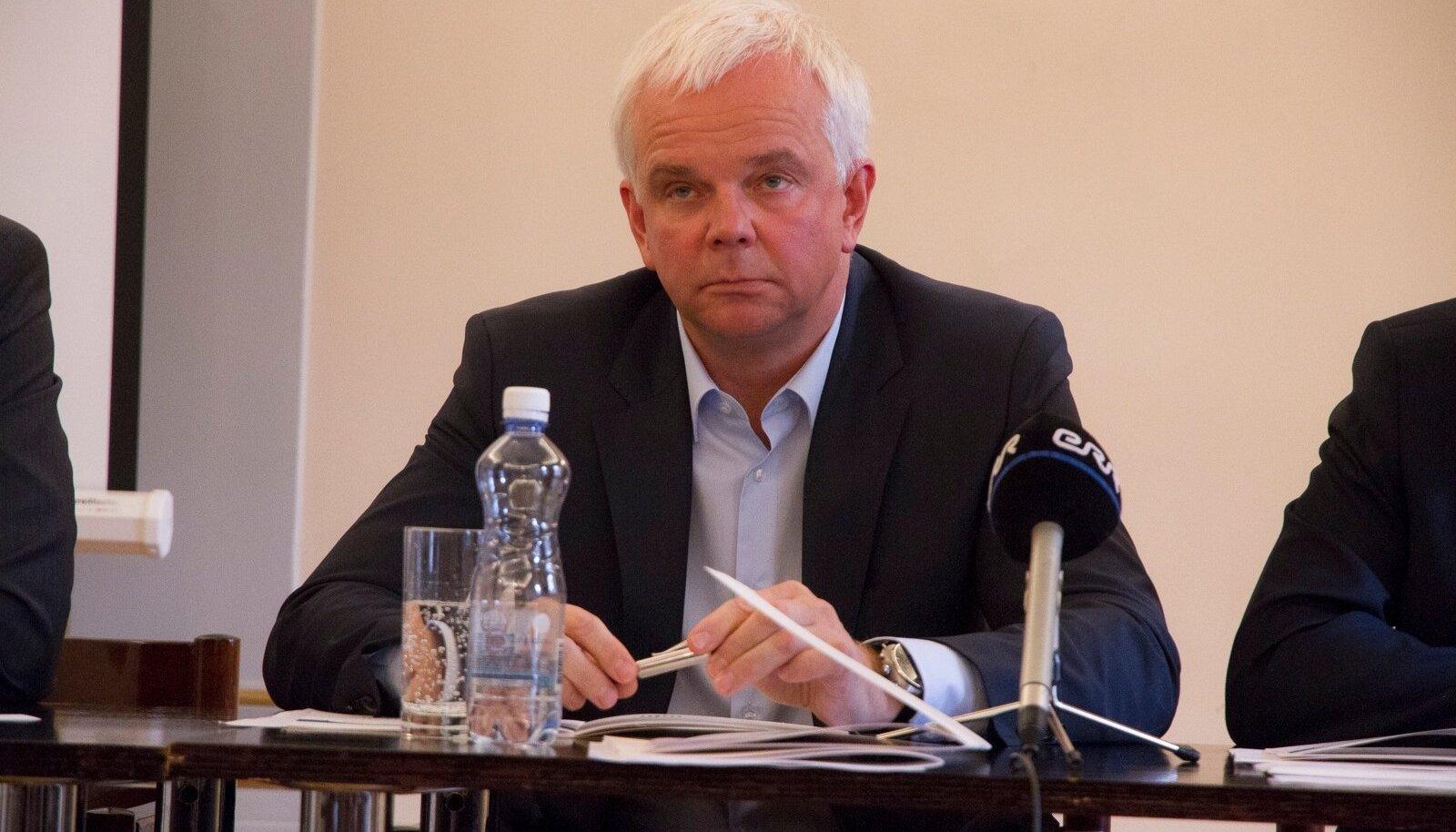 Suurärimees Jüri Käo sõnul tuleks esmajärjekorras tegeleda kvalifitseeritud tööjõu puudusega.