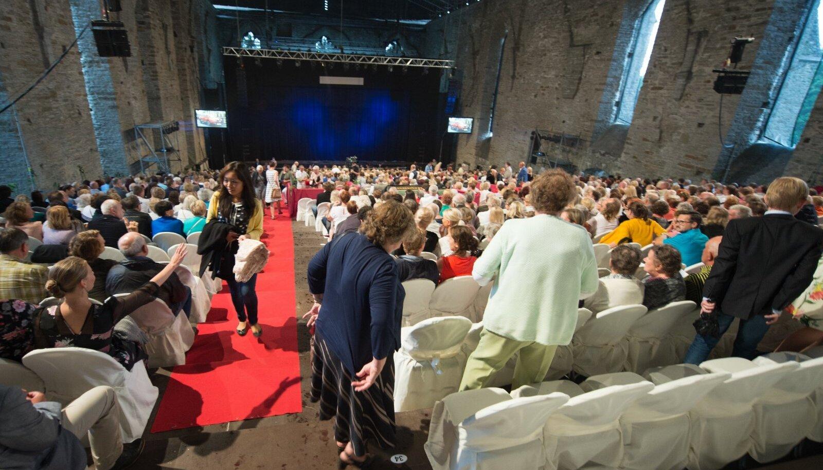 Birgitta festival jääb juba teist aastat järjest ära.
