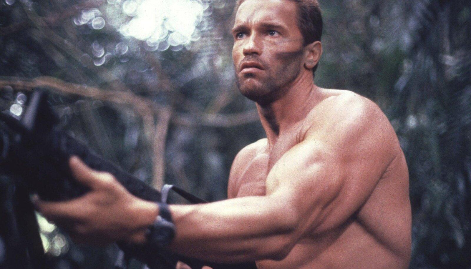 """""""Kiskja"""" (""""Predator"""", 1987)"""