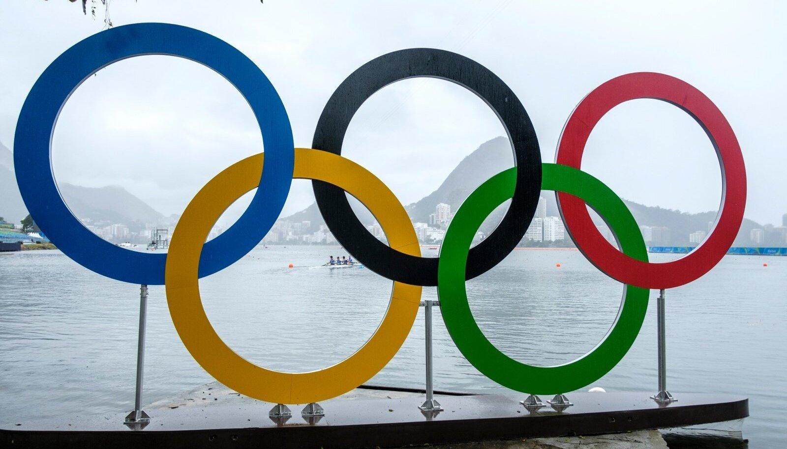 Olümpiamängud Rio de Janeiros