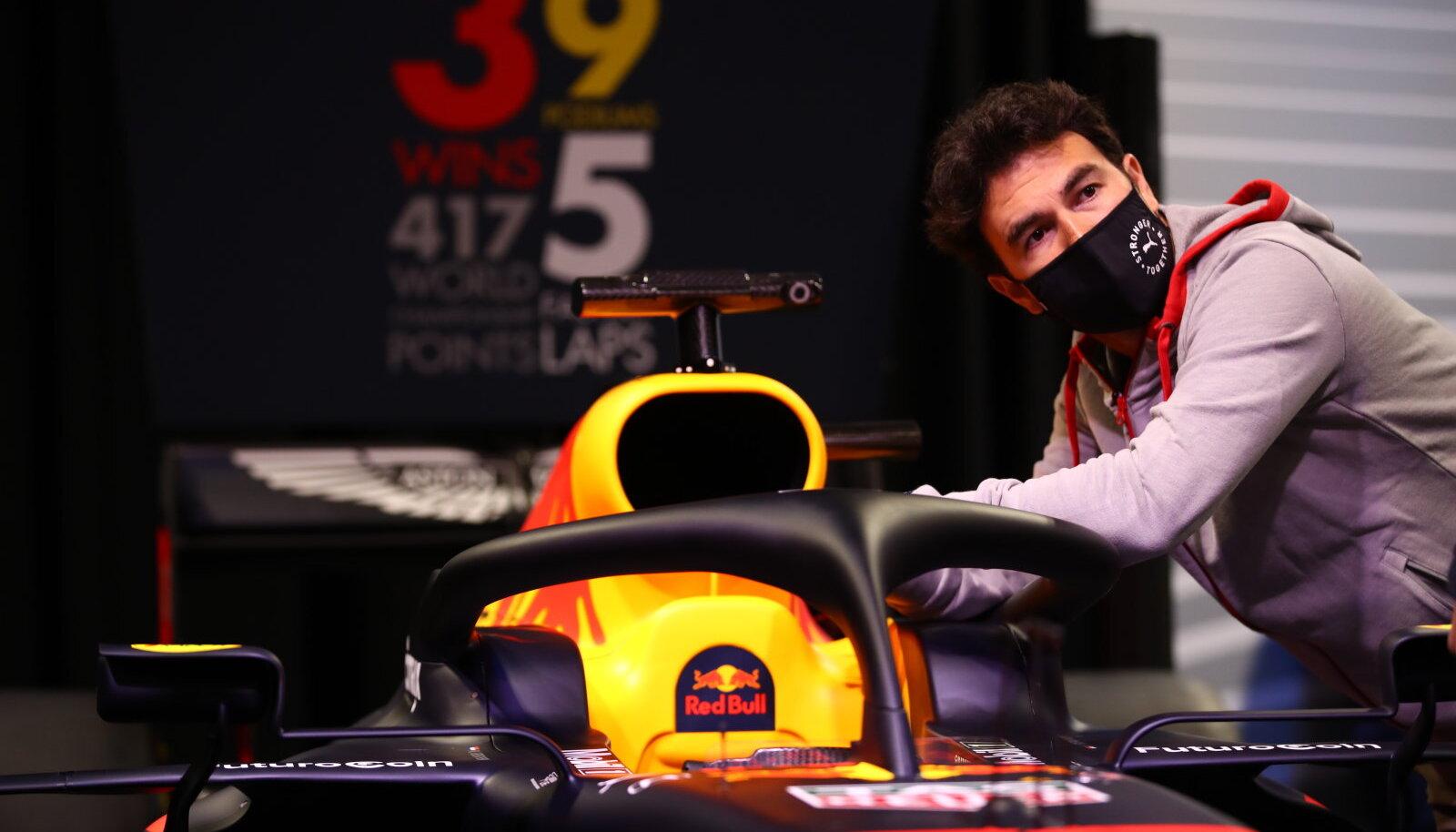 Max Verstappeni kõrval lööb tänavusel hooajal Red Bullis kaasa Sergio Perez.