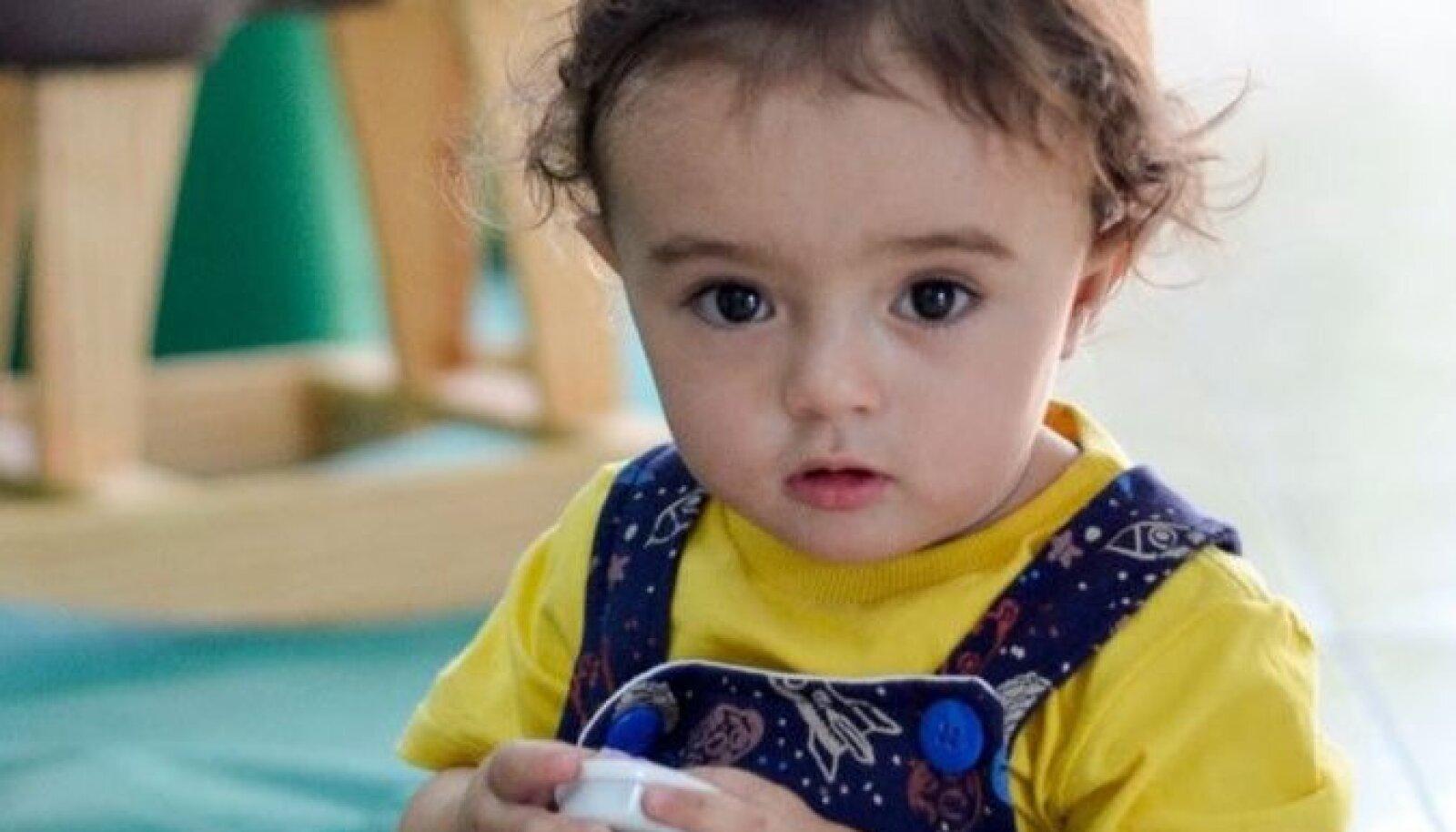 Лукасу был всего один год, он умер от мультисистемного воспалительного синдрома, который может начаться у детей при заражении коронавирусом