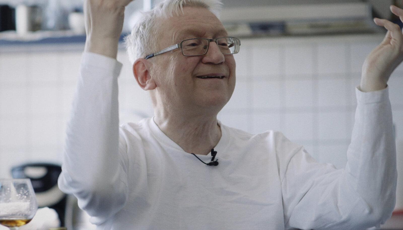 Linnar Priimäe portreefilm