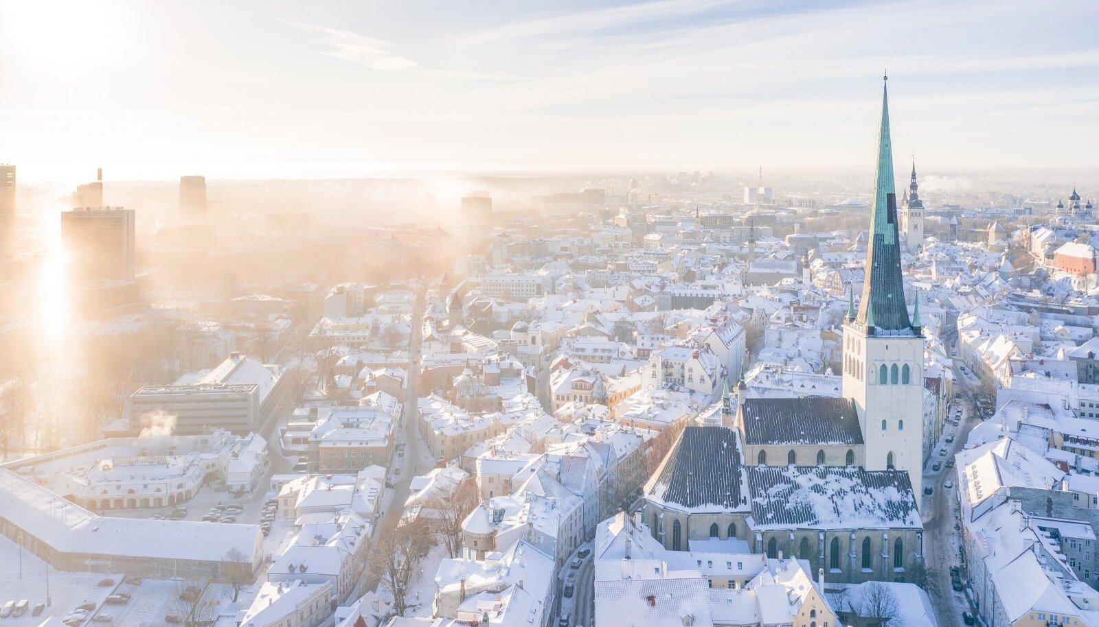 Pilt Tallinnast