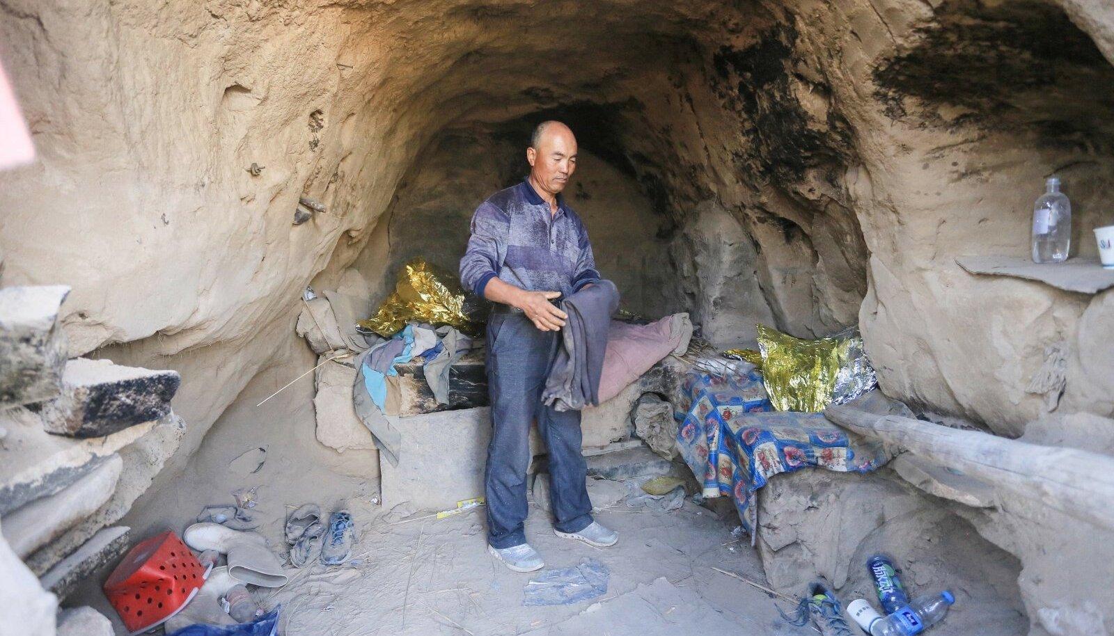 Karjus Zhu Keming päästis kuue ultrajooksja elu.