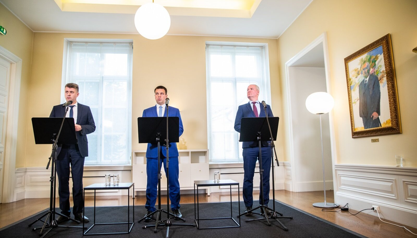 Estonia huku uurimise pressikonverents