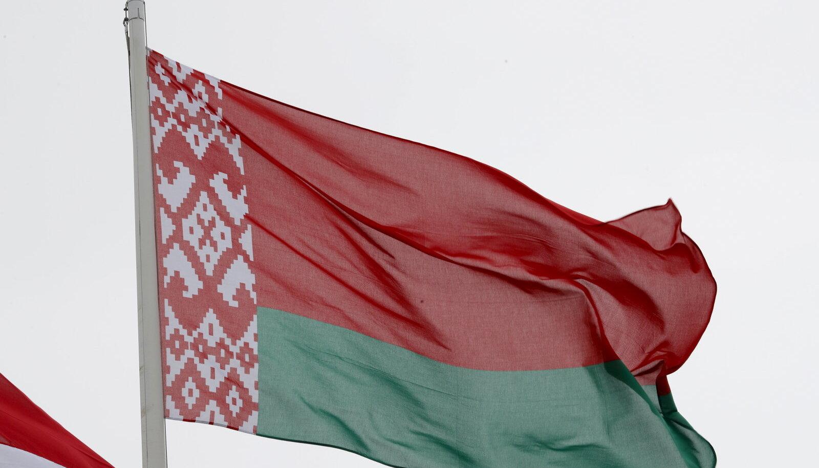 Valgevene lipp.
