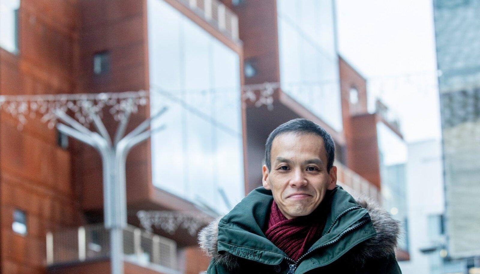 Arhitekt Tomomi Hayashi on Eestisse projekteerinud juba pea 20 aastat.