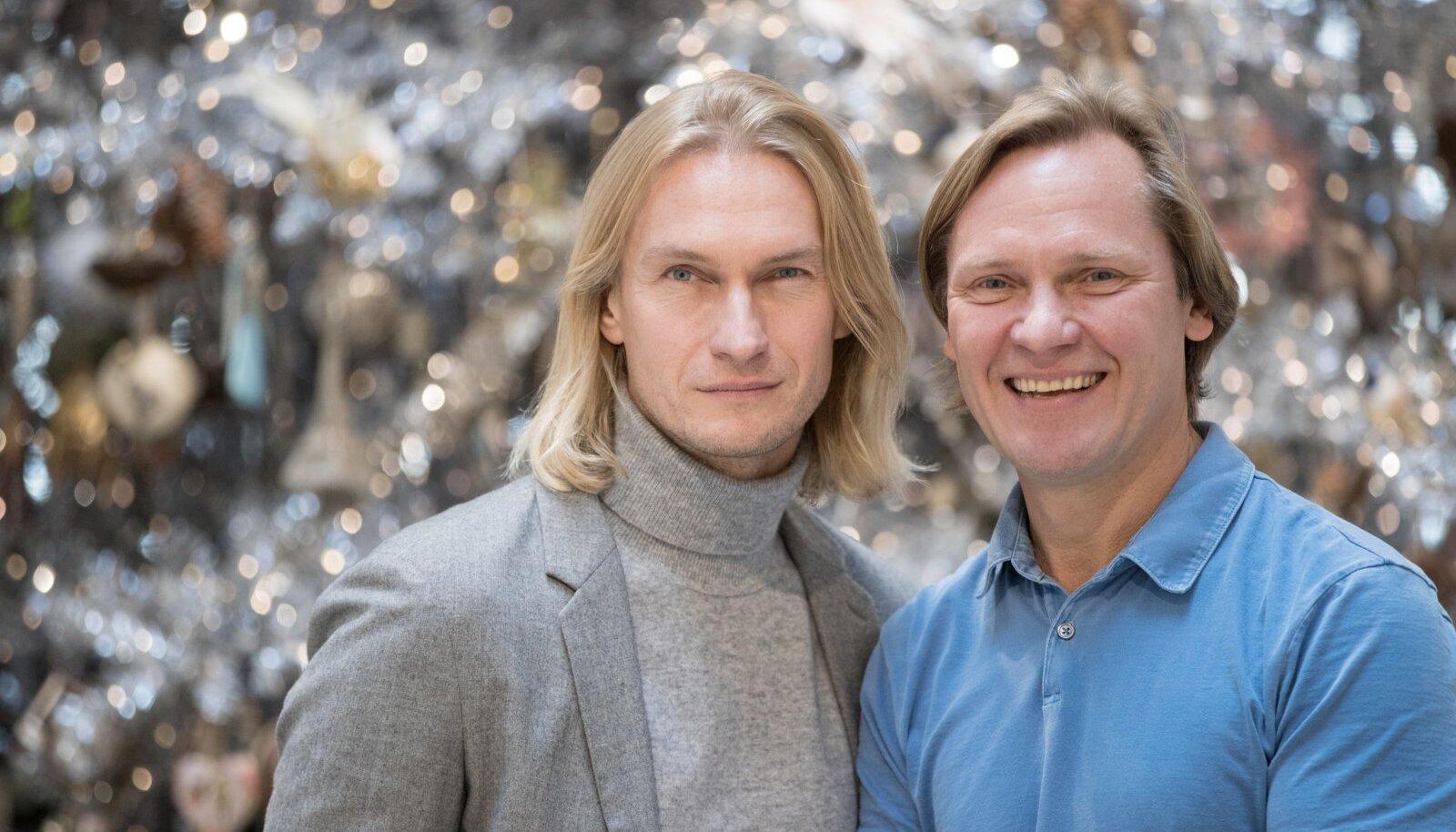 Mart Haber ja Taivo Piller