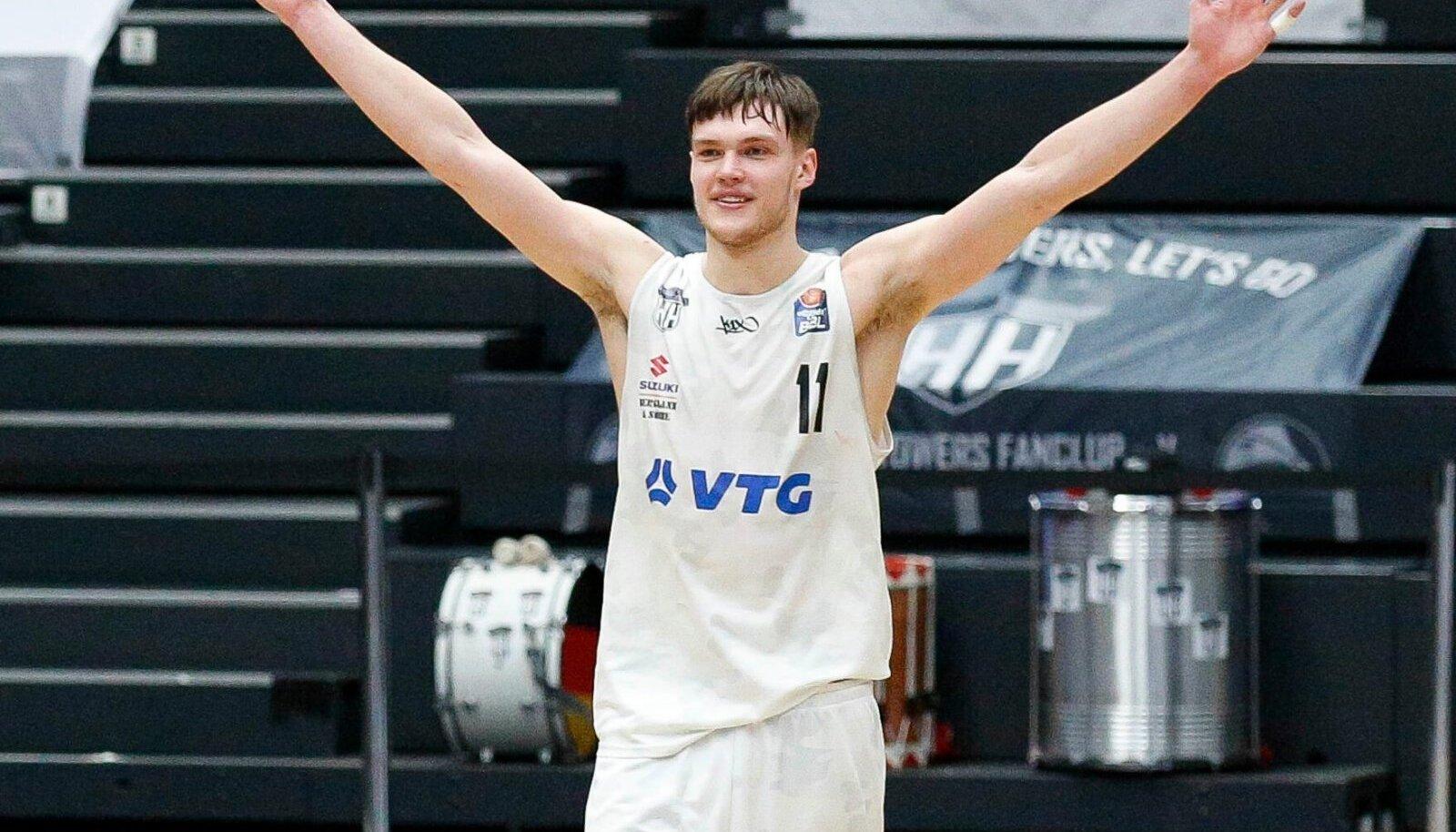BBL easyCredit Basketball Bundesliga Saison 2020/2021 25. Spieltag am Samstag, 27. Maerz 2021 in der edel-optics.de Are