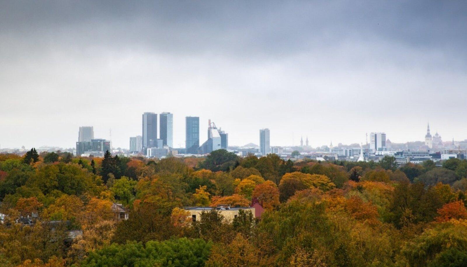 Oktoobrikuu Tallinnas