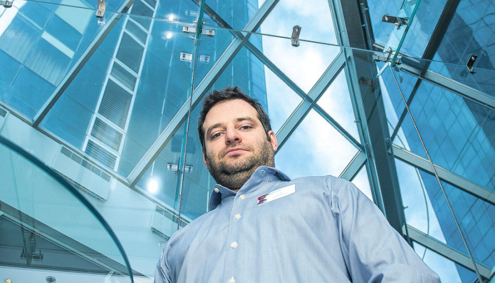 Kaspersky Labi analüüsijuht Sergei Novikov peab küberkuritegevusega, sealhulgas ka valitsuste tellimusel loodud pahavaraga üha rohkem rinda pistma.