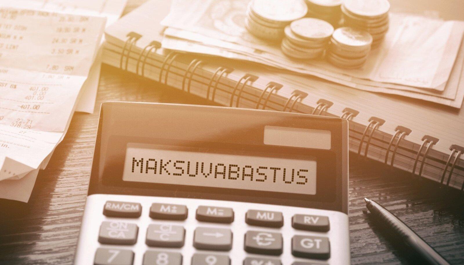 Maksuvabastuste aluseid ei tohiks luua kunstlikult, sest sellisel juhul tuleb maksueelis koos intressidega tagasi maksta.