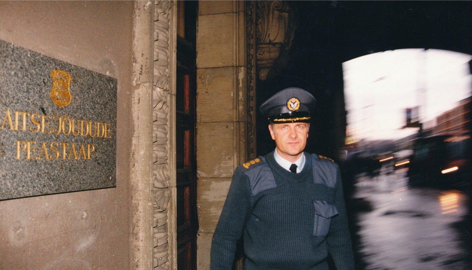 Endise Eesti õhuväe ülema, erus kindralmajori Vello Loemaa sõnul on juhtum tõsine.