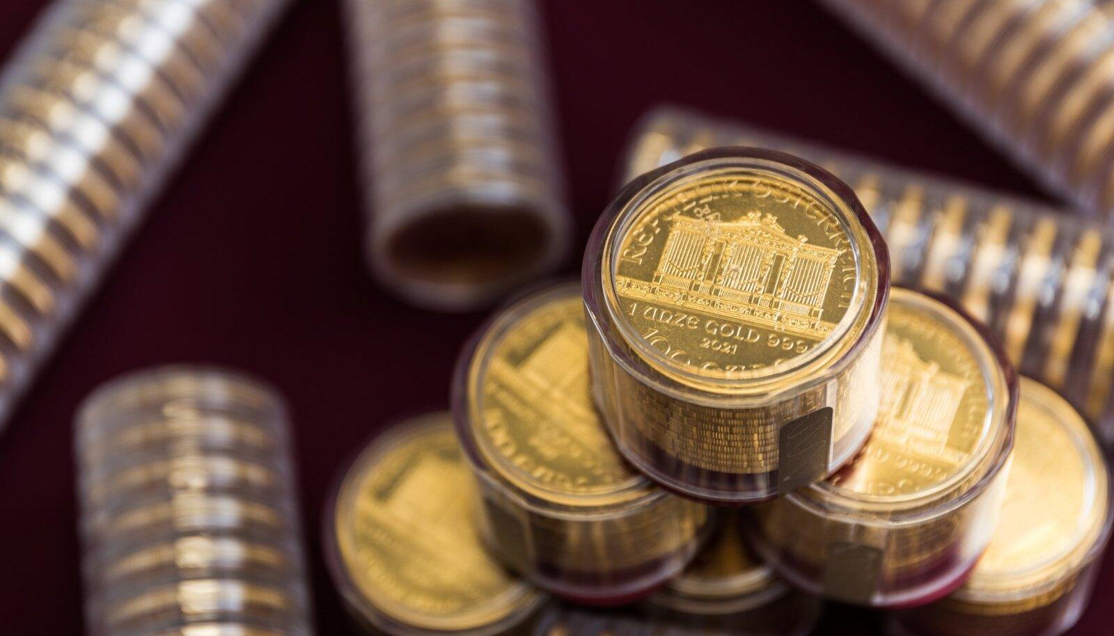 Kuldmündid