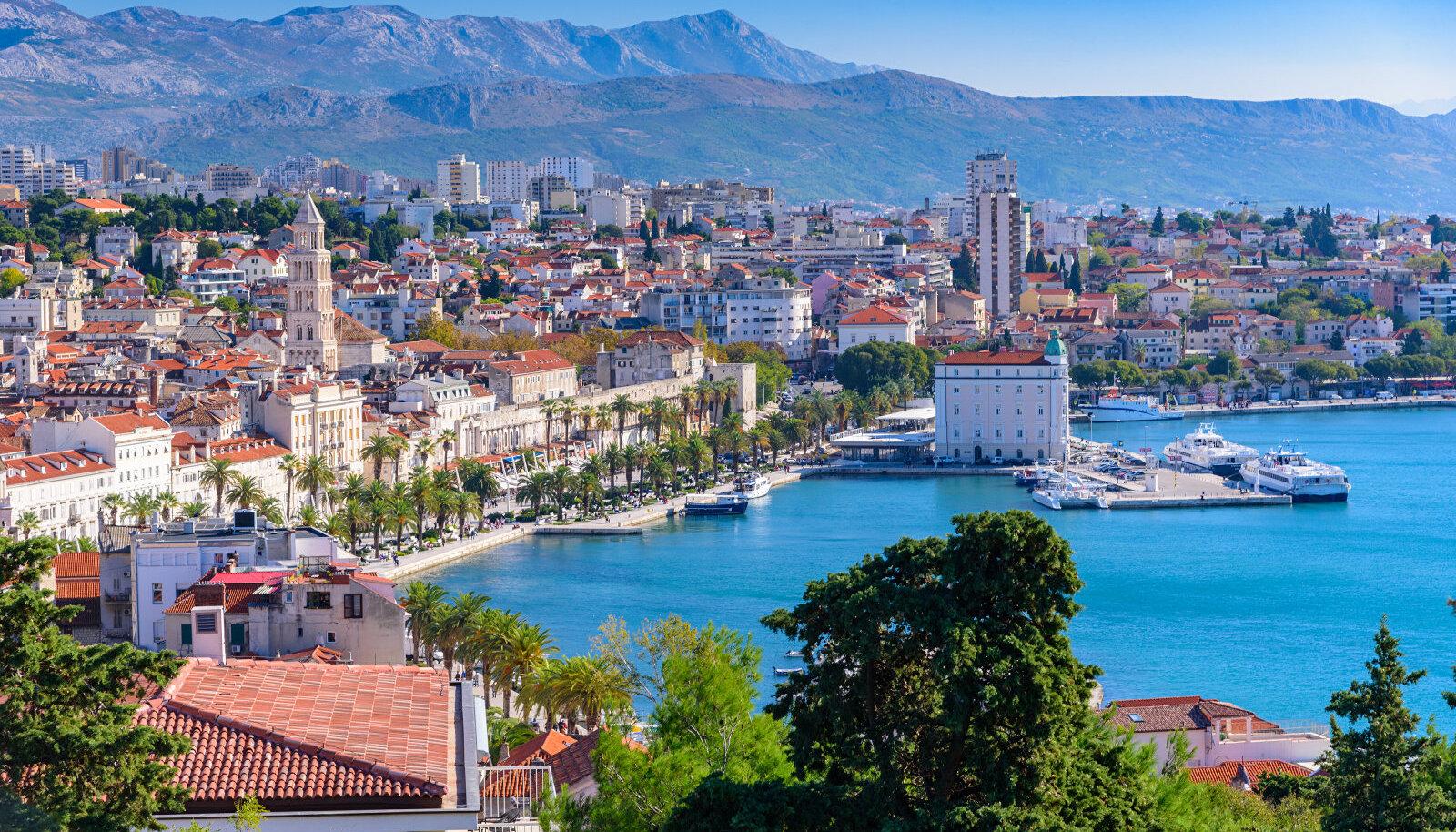 Split, Horvaatia