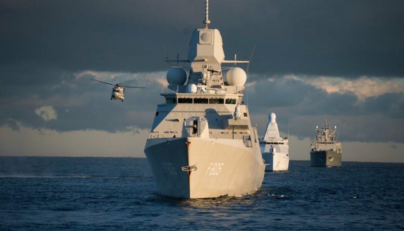 Hollandi mereväe eskaader