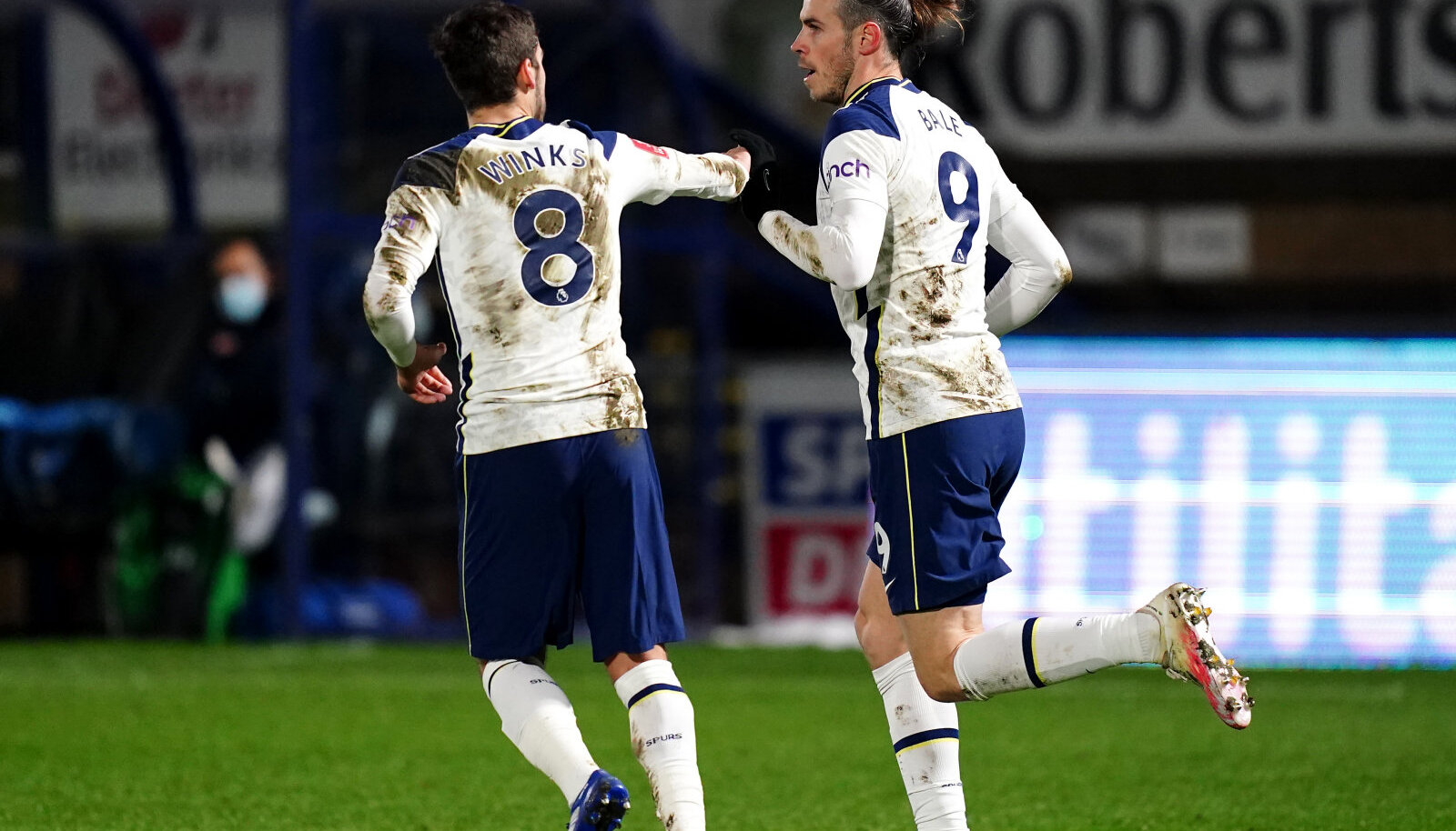 Gareth Bale lõi avavärava