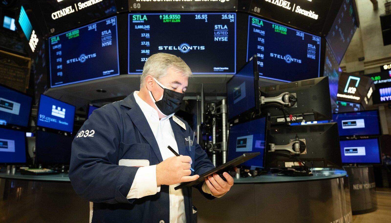 New Yorgi börs