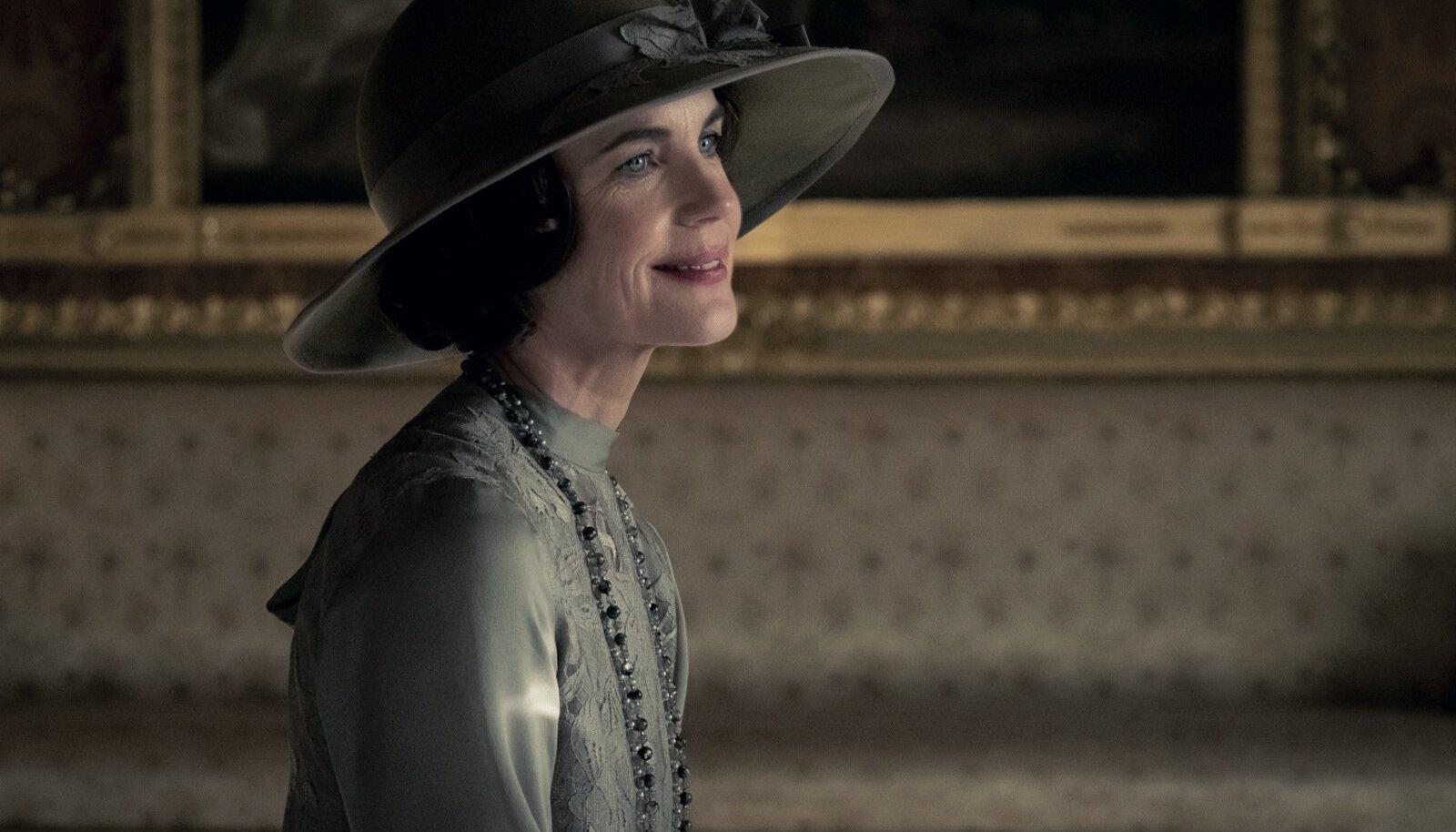 """""""Downton Abbey"""" näitleja Elizabeth McGovern: ma ei sooviks mitte kunagi rännata sellesse aega, kus naistel polnud mingeid õigusi!"""