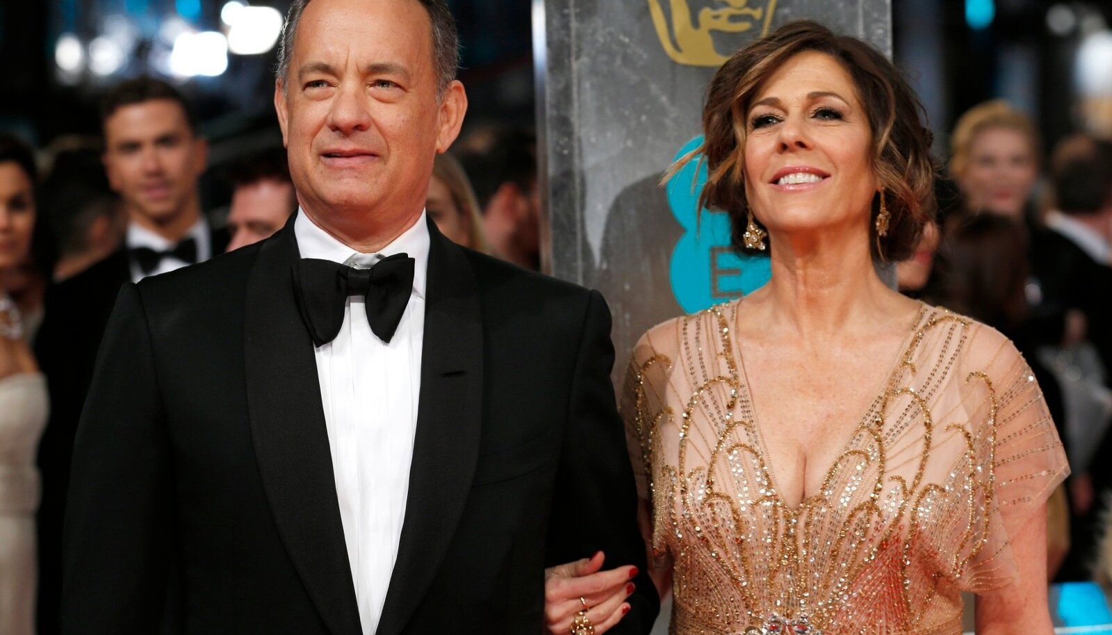 Tom Hanks ja Rita Wilson