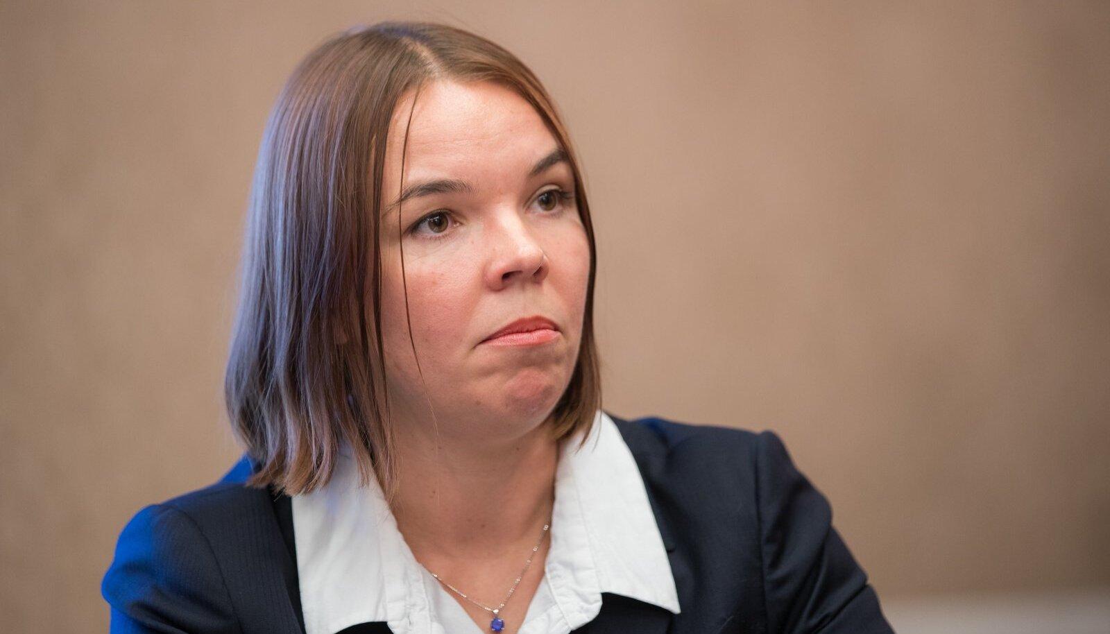 LAIENDAB UURIMIST: Riigiprokurör Maria Entsik pole Danske asjus nii ükskõikne kui tema eelkäijad.