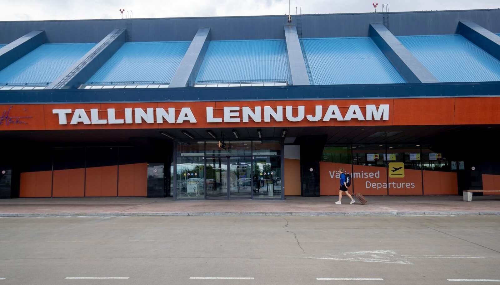 Tallinna lennujaam